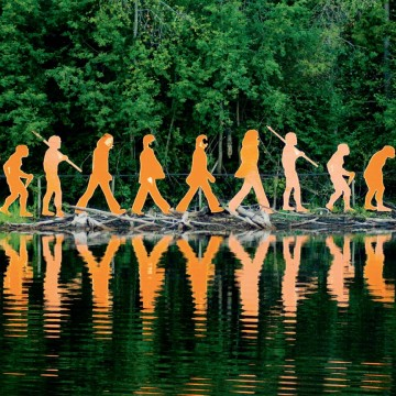 Муравьиный лес и говорящие звери