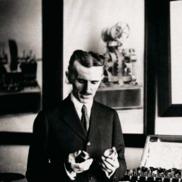 Никола Тесла: путь гения
