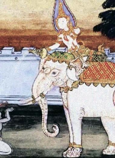 Перевернутый слон и союзная авиация
