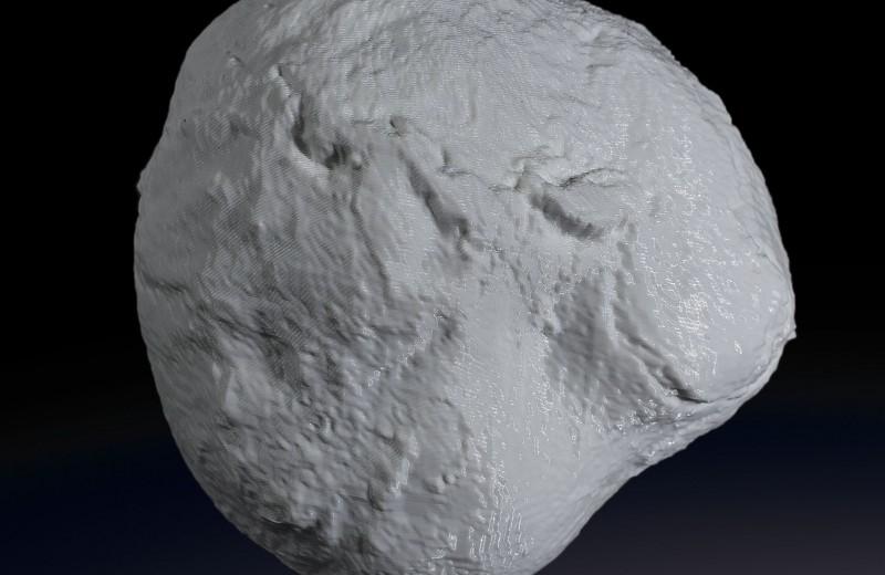 Некруглый мир: Земля и ее 3D-модель