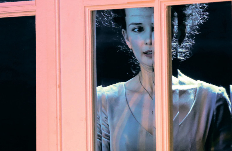 Мария Смольникова: «Если я кого-то играю, все обретает смысл»