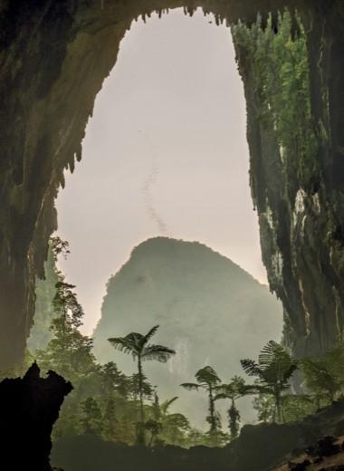 Подземный мир Калимантана
