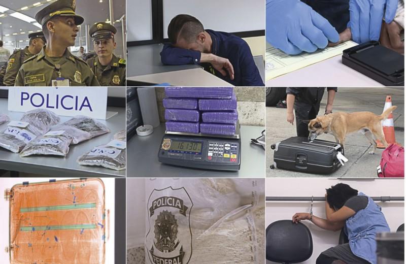 Служба безопасности аэропорта: Мадрид