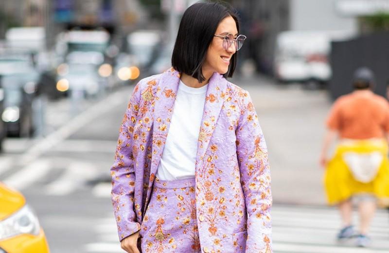 Икона стиля: Ева Чен