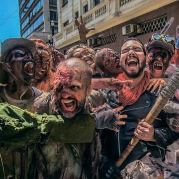 Зомби рядом