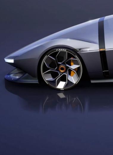 Lamborghini E_X – вдохновлен историей, нацелен на будущее