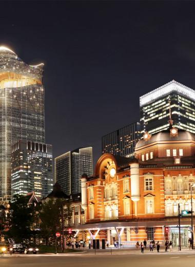 Torch Tower: «факел», который осветит всю Японию