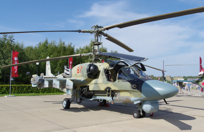 Крадущийся «охотник», затаившийся «аллигатор»: ударные вертолеты России получили новое рождение