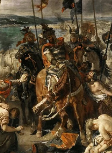 Раскол 1054 года: Запад расходится с Востоком