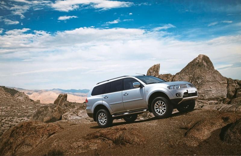 Mitsubishi Pajero Sport: в зоне особого внимания