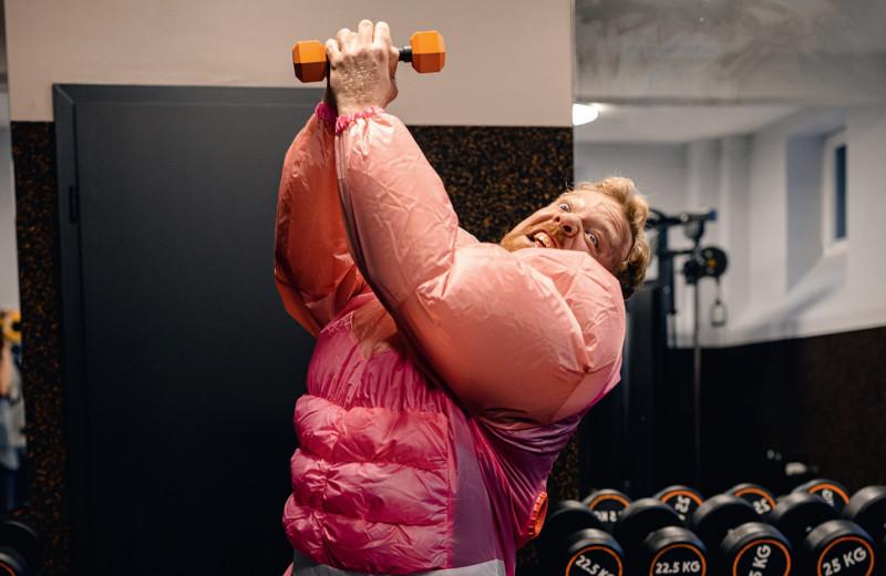 Как держать мышцы в тонусе