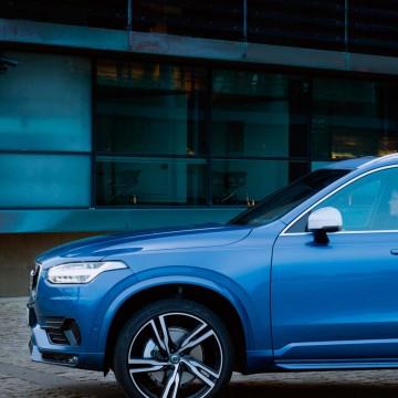 Volvo XC90 R-Design Как спортсмен