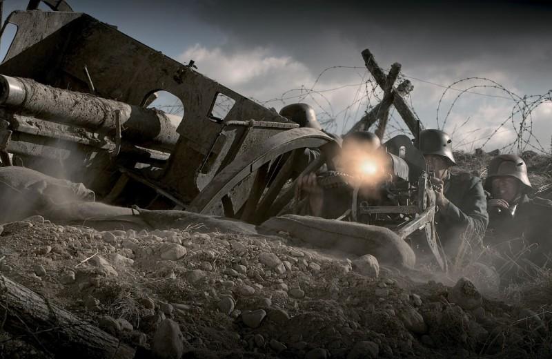 Буря и натиск: штурмовые отряды Кайзера