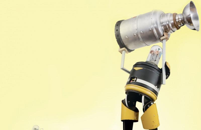 Теплые роботы Тобиаса Фрейли