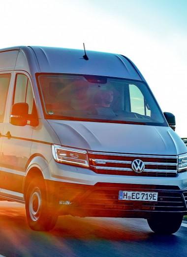 Volkswagen: Экологичный и коммерческий