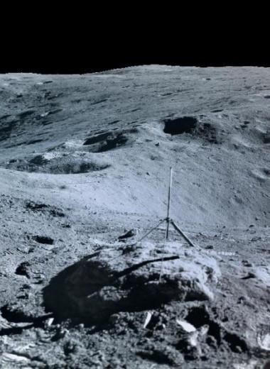 С гоночного трека – на луну