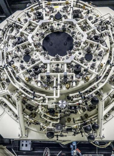 Телескоп надел погоны