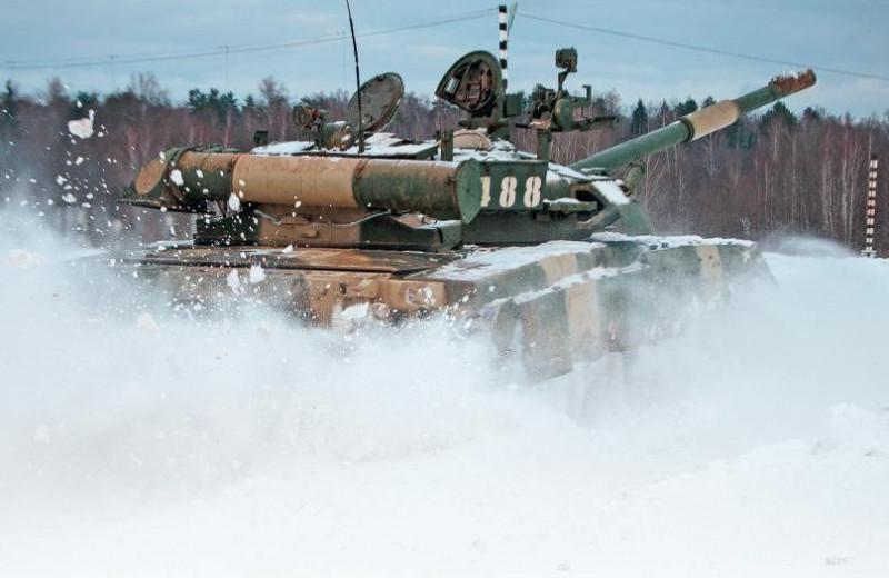 Газотурбинный уникум Т-80
