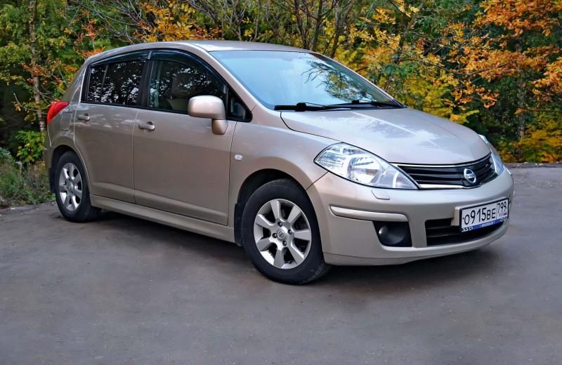 Nissan Tiida: мечта практика