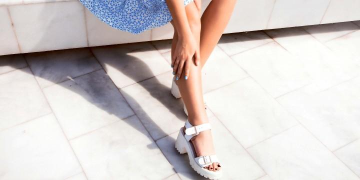 Чем грозит будущей маме «неправильная» обувь?