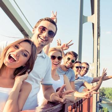Отпуск с друзьями: 7 «золотых» правил