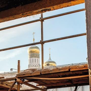 «Кремль был засекречен, как разработка ядерной бомбы»