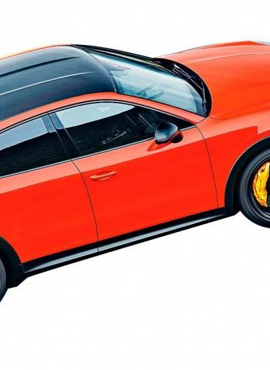 Мастер спорта: Porsche Cayenne Coupé