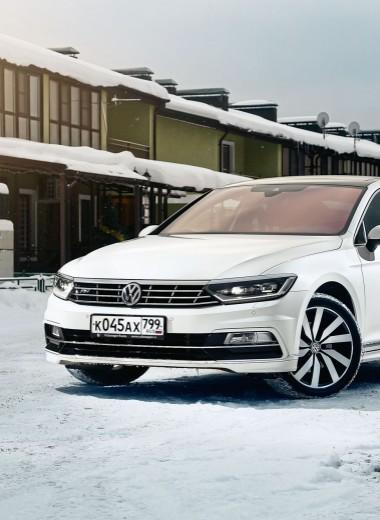 Volkswagen Passat: хочу отличаться