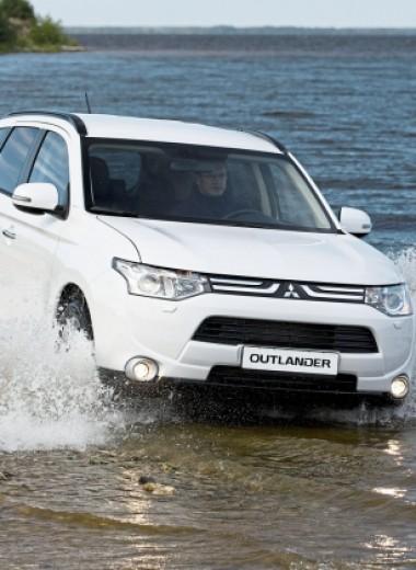 Mitsubishi Outlander: опять этот вариатор