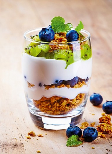 5 полезных и быстрых завтраков