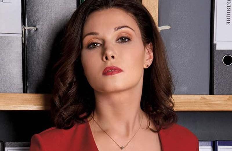 Александра Урсуляк: «Три дня на пляже – и я снова красотка»
