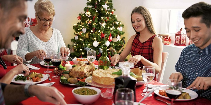 Новогодниепраздники:как не набрать лишние килограммы?