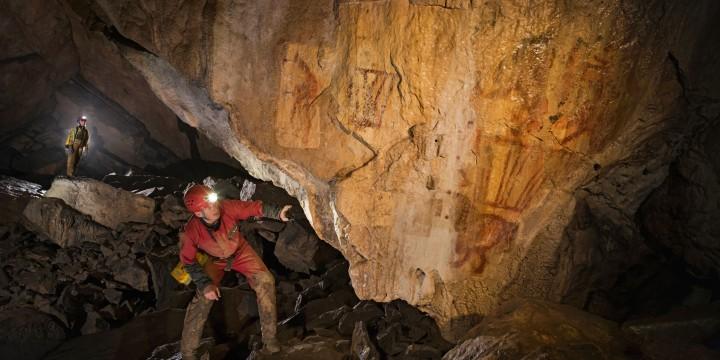 Пещерные рисунки Ледникового периода