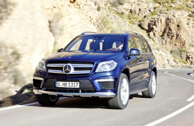 Mercedes-Benz GL: Звездная болезнь