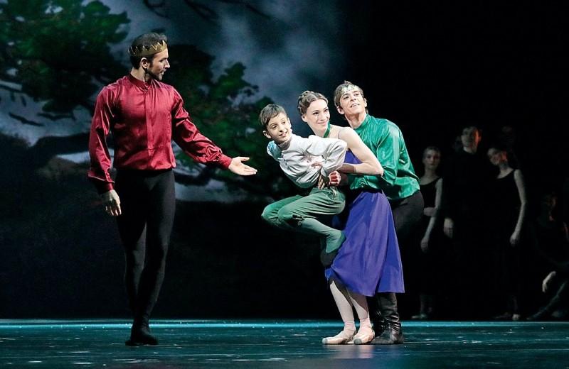 Станцевать Шекспира