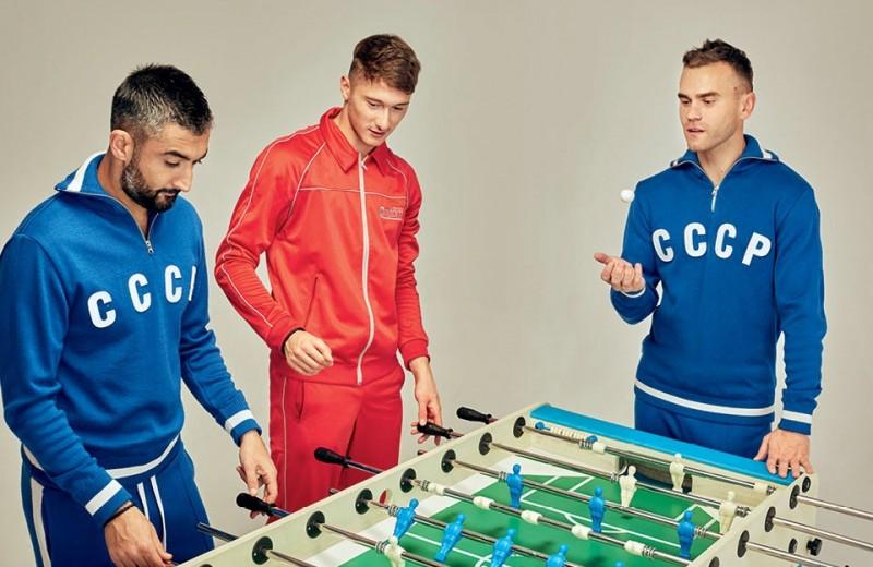 Команда года: Сборная России пофутболу