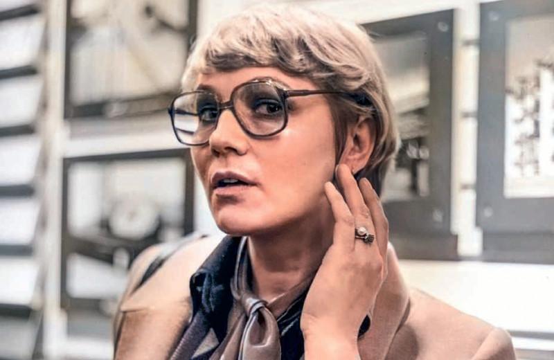 Олеся Рудакова: «Когда мама узнала, что в «Лапшине» будет играть Андрей Миронов, отказалась сниматься»
