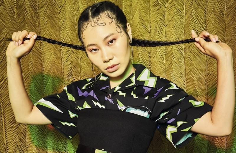 Актриса Ян Гэ
