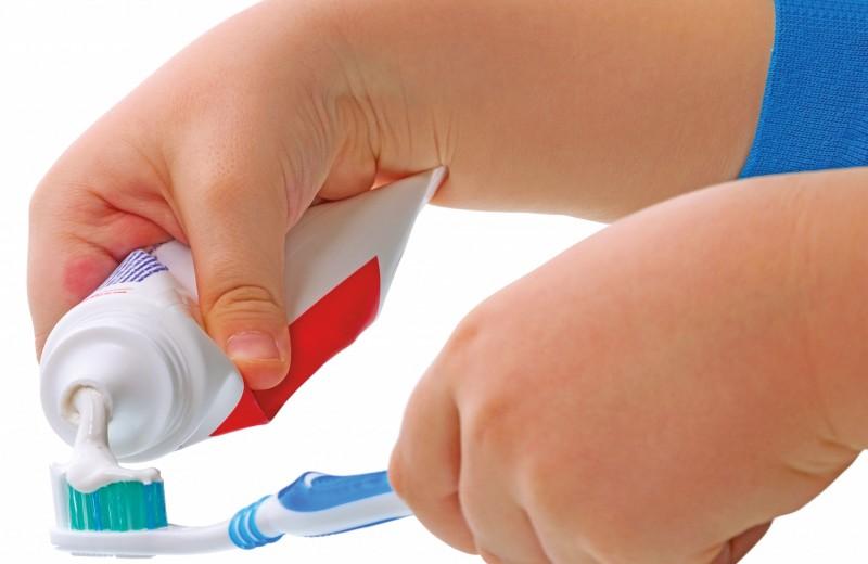 Все для первых зубов малыша