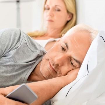 Смартфон как причина вашего развода