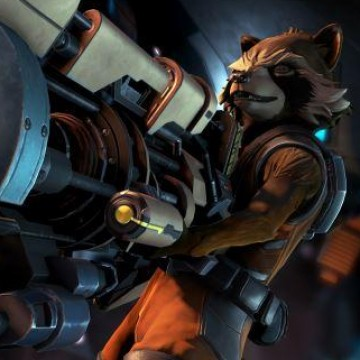 Marvel's Guardians of the Galaxy: The Telltale Series: Episode 1 — Tangled Up in Blue