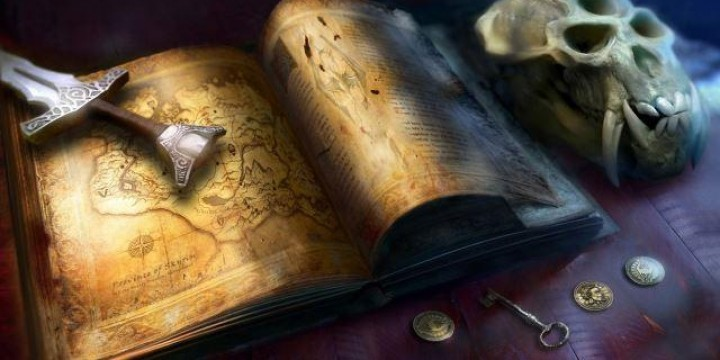 Что почитать, когда все игры пройдены