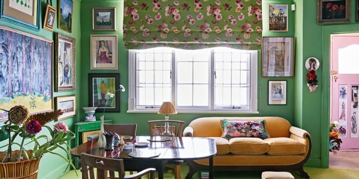 Квартира-галерея вКейптауне