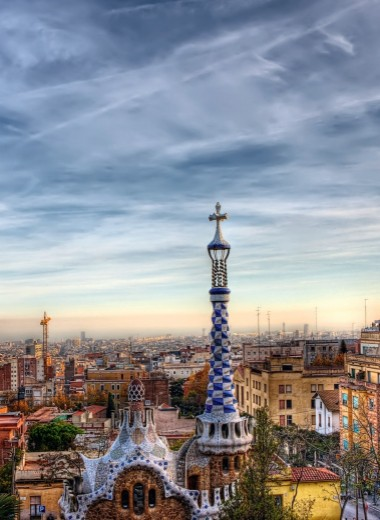 Вика, Кристина, в Барселону!