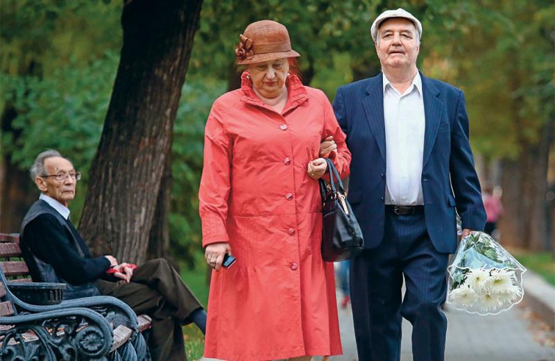 Никто не любит пенсии