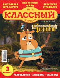 Классный журнал №3