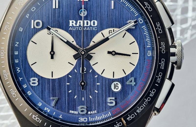 Часы месяца. Rado Hyperchrome Tennis
