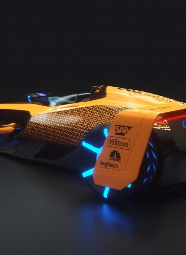 MCLExtreme –будущее гонок F1 от McLaren