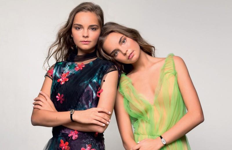 Арина и Дина Аверины: «Мы никогда друг с другом не конкурировали»