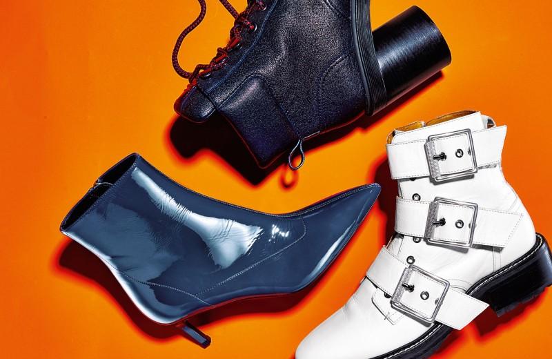 10способов уберечь обувь в непогоду